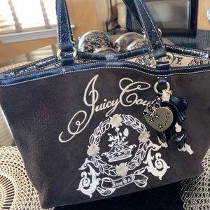 vintage juicy couture tote